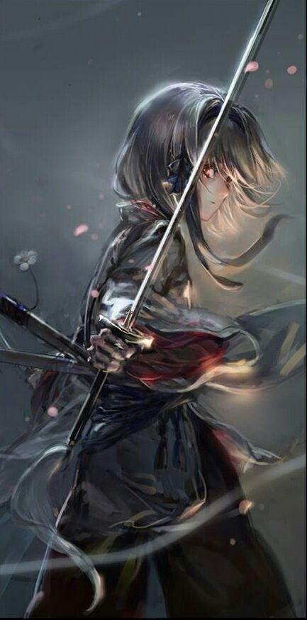 Xiao Yui Manga Anime Karya Seni Fantasi Fantasi