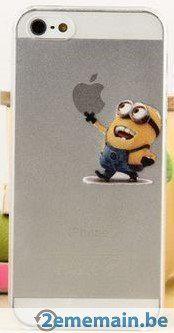 Coque pour IPhone 5-5S Disney Minion neuve - A vendre