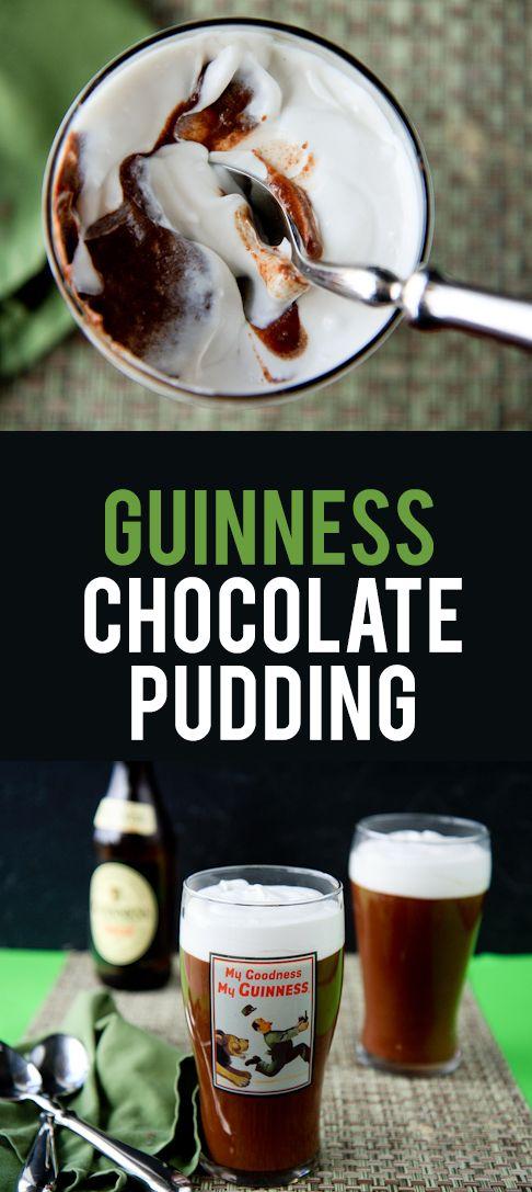 guinness chocolate pudding | Nom nom, Om and Chocolate