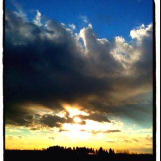 Sunrises in ND nonetheless.