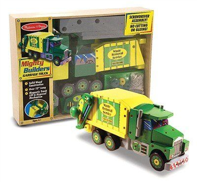 garbage+truck+party | Mighty Builders Garbage Truck