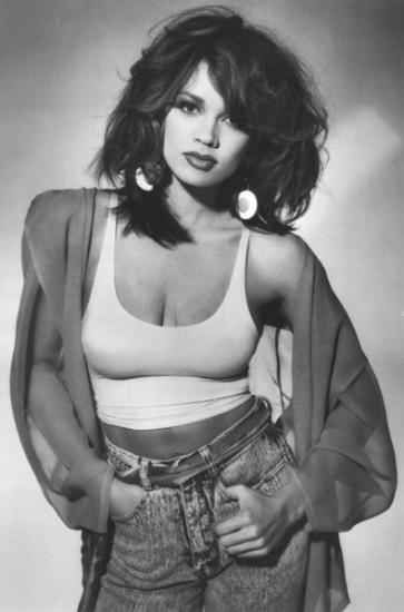 80's swag....  Vanessa Williams