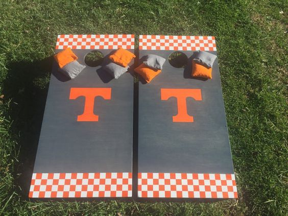 UT Vols University of Tennessee Power T by blessedbyHishands