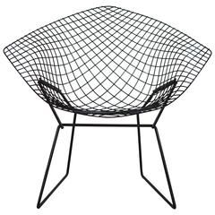 diamond chair by harry bertoia knoll design desir pinterest classic diamonds and chairs. Black Bedroom Furniture Sets. Home Design Ideas