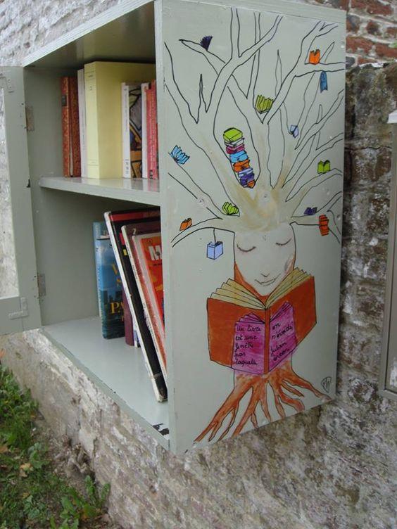 boîte à livres Gembloux 14 - Sauvenière