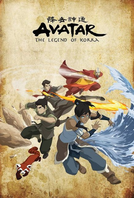 Avatar: The Legend of Korra...@morganhumphrey needs to watch this.