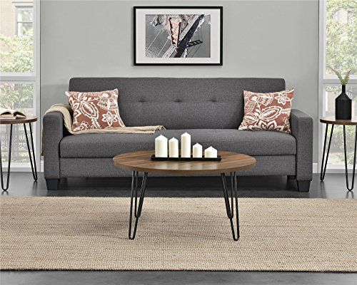 Midcentury Modern Ameriwood Home 3615222com Owen Retro Coffee Table