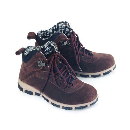 Sepatu Anak Laki Laki Llx 454 Suede Coklat 31 35 Rp Sepatu