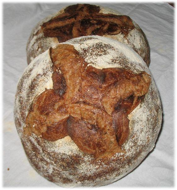 SF Tartine Bread