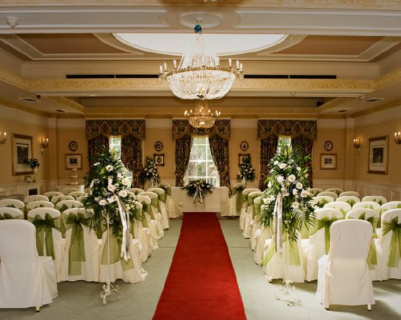 Wedding Venue Park House Hotel Shifnal In Staffordshire