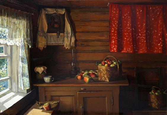 стиль в интерьере северной русской деревни: 19 тыс изображений найдено в Яндекс.Картинках