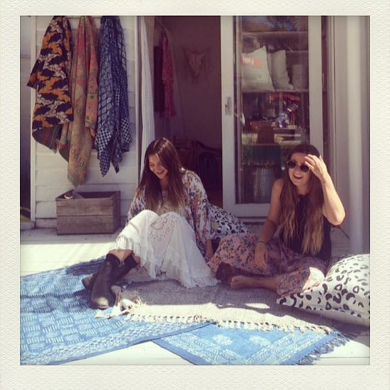 gorgeous textiles clothing and girls at little Midi today @hayleyleveritt @pippos_  a little paradise  #midi #lorne #open by midiboutique http://ift.tt/1IIGiLS