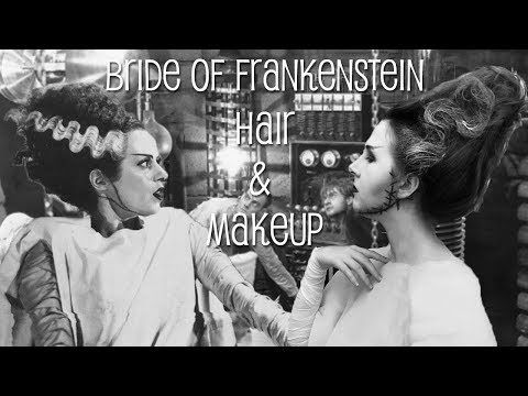 Bride Of Frankenstein Hair Makeup Halloween Grwm Youtube In 2020 Bride Of Frankenstein Hair Bride Of Frankenstein Frankenstein From face painters to psychics, find everything you need on gigsalad. pinterest