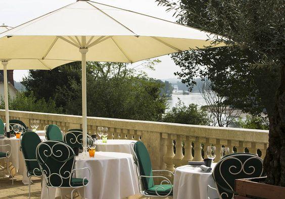 Dîner romantique dans les troglodytes en bord de Loire