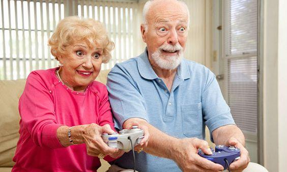 Gamers Grandparents