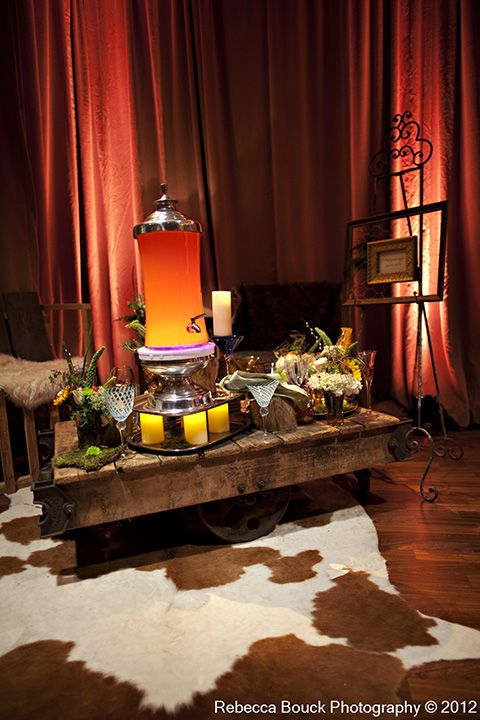 explore rustic rehearsal dinners