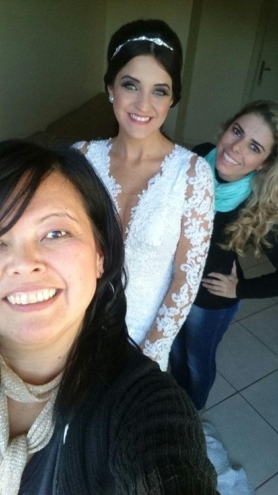 #flaviayukiehairstylist #noivas #campinas #noivasglamourosas #casamentonocampo #fotosdecasamento #penteadodecasamento #hairstyle #hairstylist #bastidores #noiva #penteadodivo #penteadopreso #coque