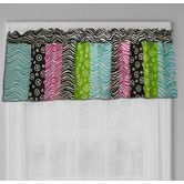Found it at Wayfair - Peace Sign Valance