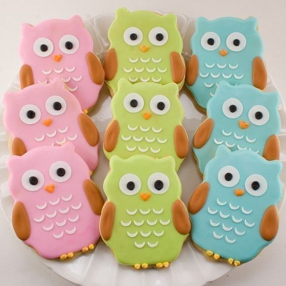 I ordered these cookies for my daughter's owl themed birthday party and they were a huge hit. And yes, they do taste as good as they look!