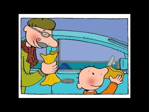 ▶ Jules en zijn grootouders - Dvd, Animatiefilmpjes & spelletjes - Nieuwe Dag Jules! - YouTube