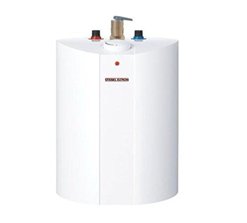 Stiebel Eltron 234046 Shc 4 Mini Tank Electric Water Heater 4 Gallon 1300w 120v 12 5 8 W X 19 3 4 12 1 2 D Water Heater Electric Water Heater Electricity