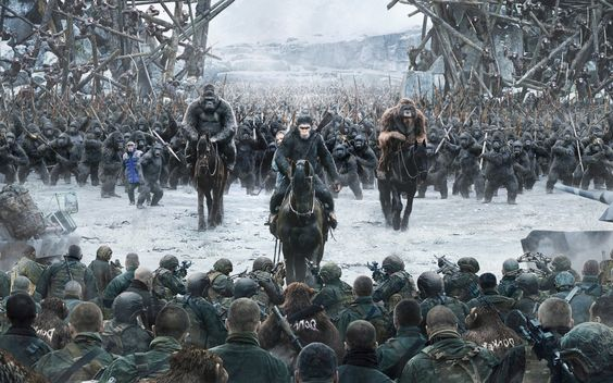 Đại Chiến Hành Tinh Khỉ - War for the Planet of the Apes (2017)