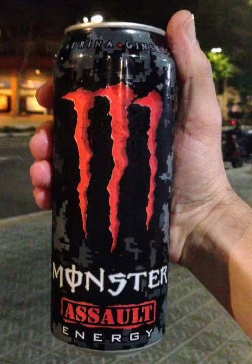 Monster Assault Energeticheskie Napitki Yarkie Napitki Devushki Monster Energy