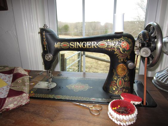 Treadle Sewing Machine Advice..This is the best advice ever for anyone wanting a sewing machine.
