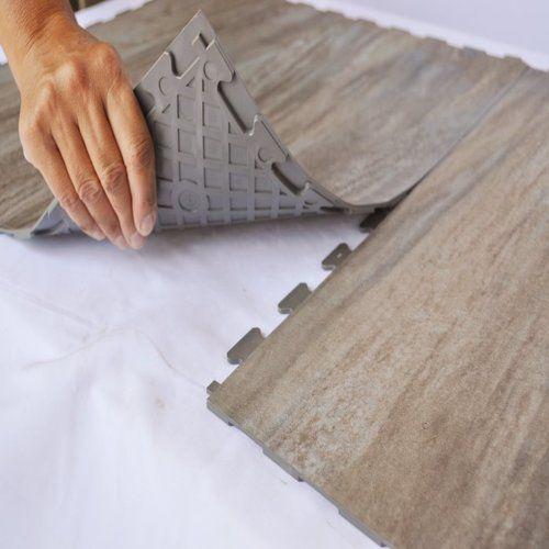 Luxury Vinyl Tiles Deadwood (6 Tiles / 16.62 SQFT Per CS ...