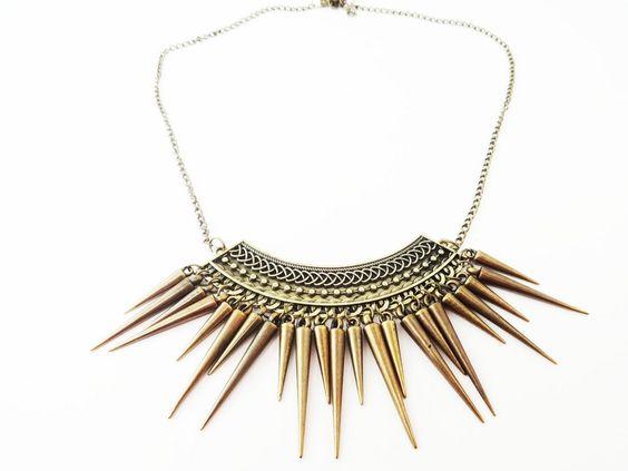 Nuevo collar tipo egipcio !