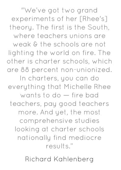 http://www.washingtonpost.com/local/education/michelle-rhee-the-education-celebrity-who-rocketed-from-obscurity-to-oprah/2013/01/12/eed4e3d8-5a8c-11e2-9fa9-5fbdc9530eb9_story.html