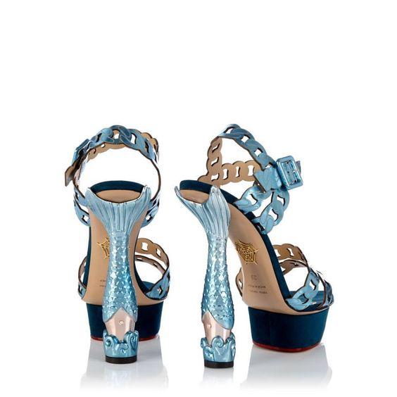 CHARLOTTE OLYMPIA Splash sandals