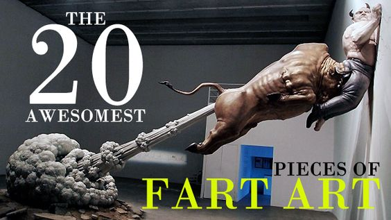 The 20 Awesomest Pieces of Fart Art - http://www.heavy.com/comedy/2012/07/the-20-awesomest-pieces-of-fart-art/