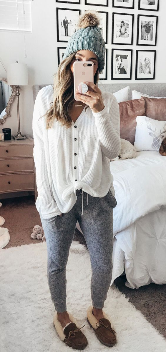 Casual Fall Trends Collection. Love this outfit.