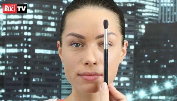 Male tajne velikih majstora šminke: Svež izgled za dva minuta