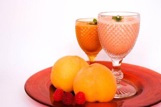 Smoothie para dias de verão - http://www.receitassimples.pt/smoothie-para-dias-de-verao/