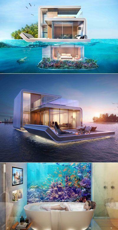 Дом в море дубай купить квартиру в паланге