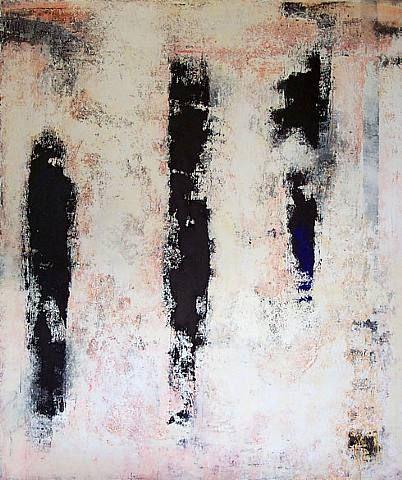 Michael Moon, Pathways, B/W #51