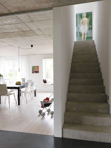 haus des jahres 2010 3 platz beleuchtbare treppe treppe und haus. Black Bedroom Furniture Sets. Home Design Ideas