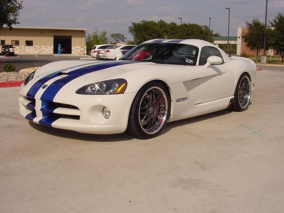 Attrayant Dodge Viper SRT Gen 3 With 20 Inch IForged Wheels | Dream Cars | Pinterest