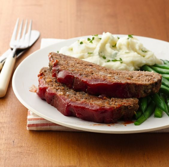 Fun fact: Our classic meat loaf recipe works like a charm ...