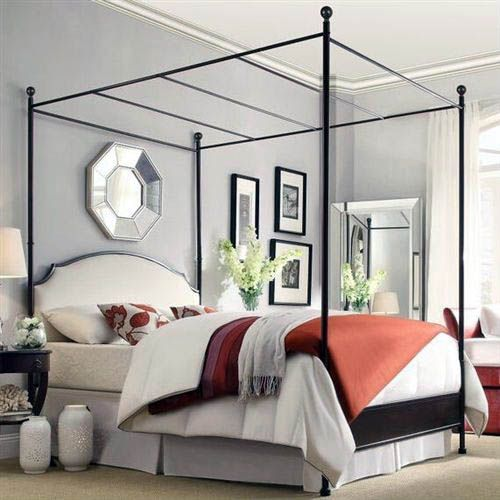 Paula Deen Dogwood Poster Bed King Poster Bed Bedding Master Bedroom Bedroom Sets