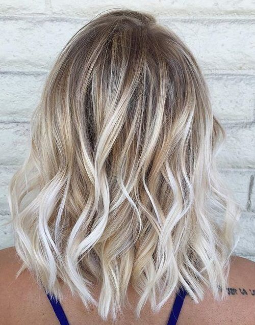 50 Blonde Hair Color Ideas For Short Hair Blonde Inspirations For 2019 With Hairstyle In 2020 Short Hair Balayage Thick Hair Styles Blonde Hair Color