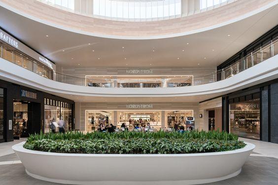 Del Amo Fashion Center By 5 Design Torrance California Retail Design Blog Interior Design