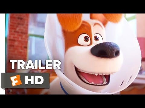 The Secret Life Of Pets 2 Final Trailer 2019 Scary Movie
