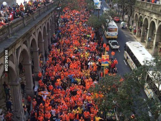holandeses em Porto Alegre - RS