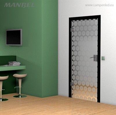 Klebefolien für Türen