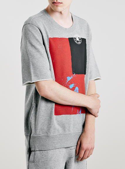 Converse Grey Sweatshirt*
