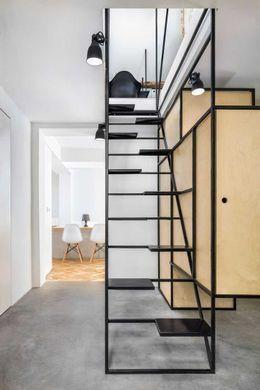 Escalier Escamotable Pour Grenier Excellent Escalier Loft