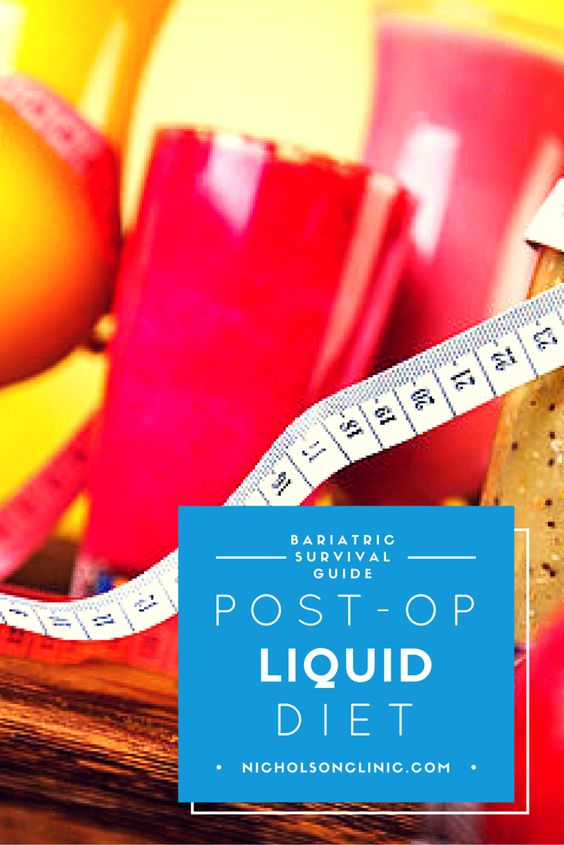 Smart food choices following bariatric surgery are critical to your health and success. Beginning right after weight loss surgery, you will begin the first phase of your post-op diet — the liquid phase. This diet phase can be the most difficult as your body is recovering from surgery and you are adapting to your new way of life. Here are some helpful tips to ​get you ​through the liquid diet and ensure you are getting proper nutrition.  Weight Loss Surgery | Bariatric Nutrition | Gastric…
